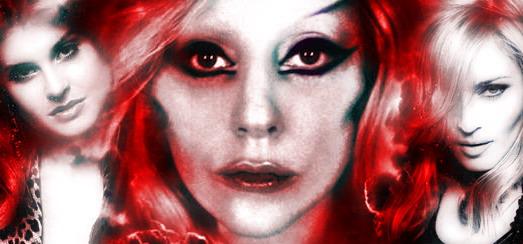 Sharon Osbourne: A large portion of Gaga's fans have been vile to Madonna