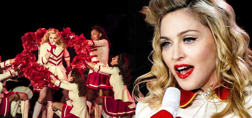 First MDNA Tour DVD Footage