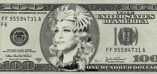 Madonna tops Billboard's Music's Top 40 Money Makers 2013