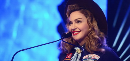 Madonna at the GLAAD Media Awards [16 March 2013]