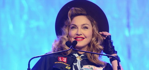 Madonna's Speech at the GLAAD Media Awards [HD]