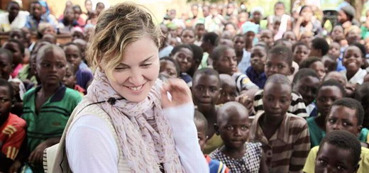 Madonna Remains Deeply Committed to the Children of Malawi Despite Government's Accusations