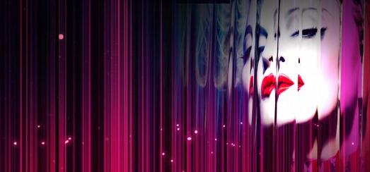 Madonna sold 1.8 million units of her album MDNA worldwide in 2012