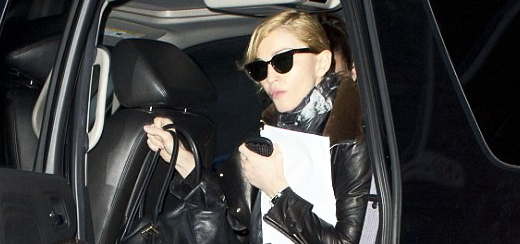 Madonna out and about in New York [15 April 2013 - Photos]