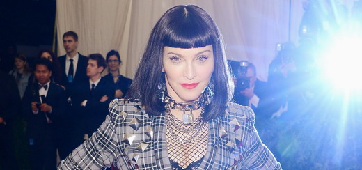 Madonna Red Carpet interviews from the Met Gala [6 May 2013 - 7 videos]