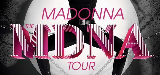 Official MDNA Tour EPIX Poster [HQ – Exclusive]