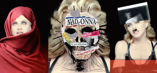 "MDNA Tour Backdrop ""Nobody Knows me"" [4GB – 1080p HD Video]"