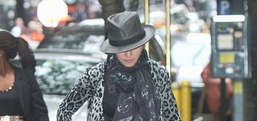 Madonna out and about in New York [11 May 2013]