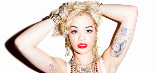 Is Rita Ora the next Material Girl?