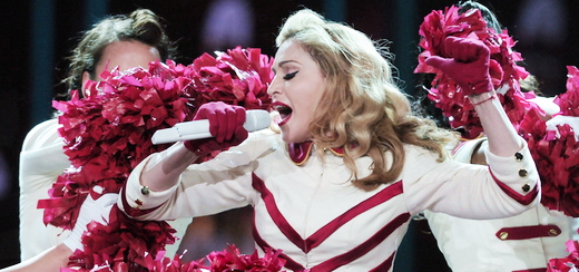 """MDNA Tour DVD """"Give me all your Luvin"""" Preview [ET Online – 2 minutes]"""
