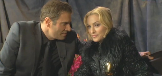Madonna interview with Jerry Penacoli on Extra [Video]