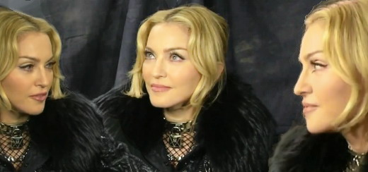 Madonna talks age, MDNA Tour DVD and more on Extra [Interview Part 2 – HD]