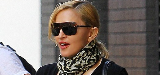Madonna out and about in New York [29 May 2013 – Pictures]