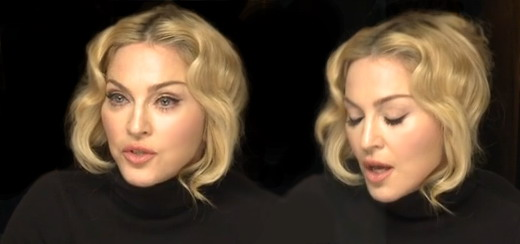 Madonna at The Sound of Change Live Concert [Speech & BBC Interview]