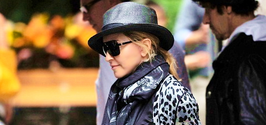 Madonna out and about in New York [8 June 2013 – Pictures]