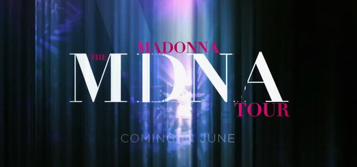 Madonna to attend the MDNA Tour World Premiere in New York
