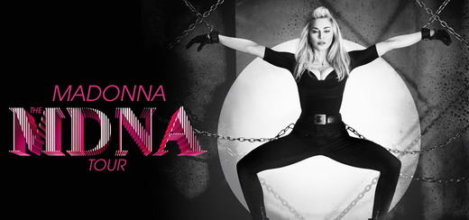 The 2-hour MDNA Tour will be broadcasted on EpixHD