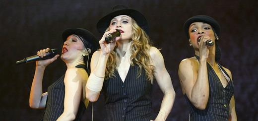ReInvention Tour backup singer Siedah Garrett says Donna De Lory hated her