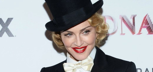 """Madonna: The MDNA Tour"" World Premiere Screening at the Paris Theater, New York [18 June 2013 - Pictures]"