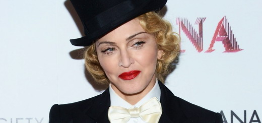 Madonna: We used footage from Miami, France, England, Argentina, New York…