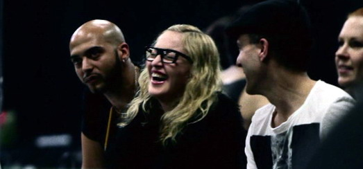 The MDNA Tour Workshop Auditions [Full video]
