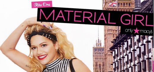 "Rita Ora on Material Girl, Madonna and her ""incredibly cool daughter"" Lola [incl. 22 HQ pictures]"