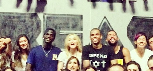 Madonna celebrating Rocco's Bar Mitzvah at the Bklyn Beast in New York [13 July 2013 - Pictures]