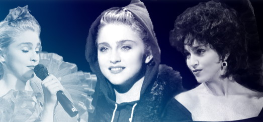 Madonna hosting SNL in 1985 – 11 Rare Pictures