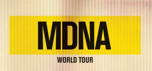 Official Madonna MDNA Tour Cover revealed [HQ - no tags]