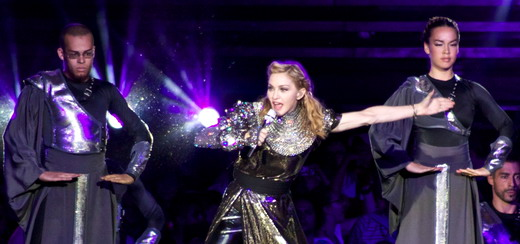 "MDNA Tour Dancer Lilou: ""Madonna shouldn't stop dancing"""