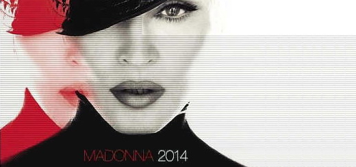 Exclusive Deal: Madonna 2014 Calendar 10% Off and Free Shipping!
