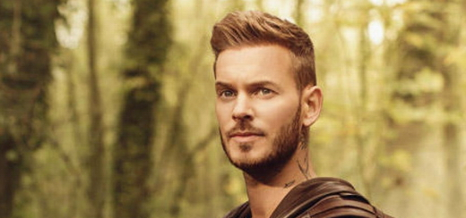 M Pokora: The day Madonna came to see me rehearse