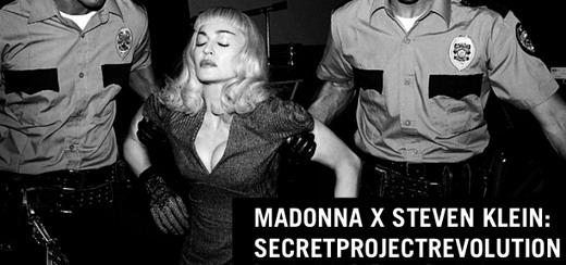 Madonna's #SecretProjectRevolution to be released on BitTorrent