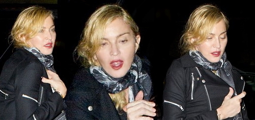 Madonna out and about in New York [20 September 2013 - Pictures]