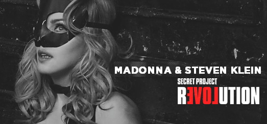 Madonna's #SecretProjectRevolution World Tour