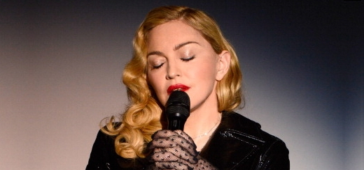 Madonna at the #SecretProjectRevolution premiere in New York [24 September 2013 – Pictures & Videos]