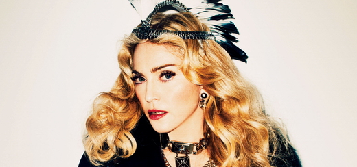 New never-before-seen Madonna picture from the Harper's Bazaar photoshoot by Terry Richardson