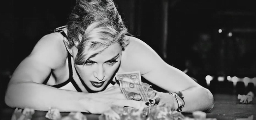 Madonna tops Forbes' 25 Highest-Paid Musicians list