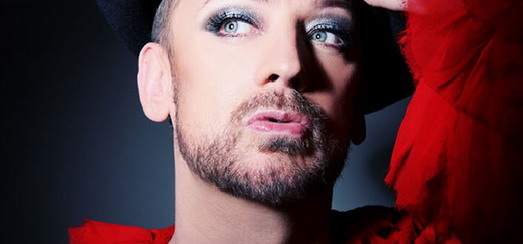 Boy George denies h