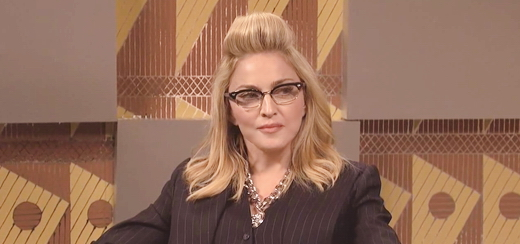 Madonna's Surprise Appearance on Saturday Night Live [Full video]