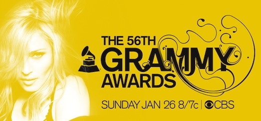 Breaking News: Madonna WILL perform at the 56th Annual Grammy Awards