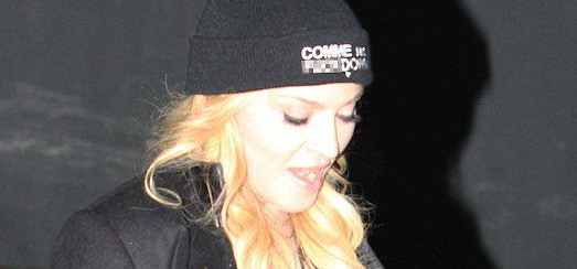 Madonna spotted with Timor Steffens in Los Angeles [28 January 2014 – Pictures]