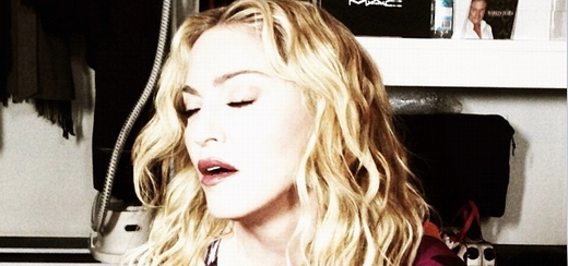 New collaboration for Madonna's upcoming album is top secret!