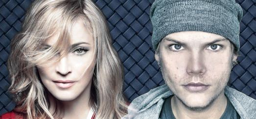 Madonna confirms new collaboration with Avicii