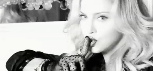 Madonna Introduces MDNA SKIN [Special Movie]