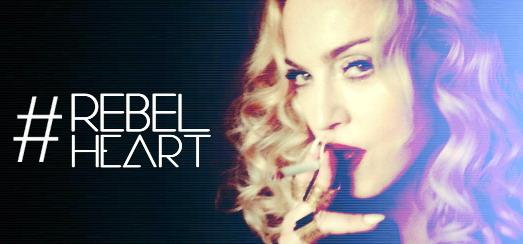 Madonna is teasing lyrics from her upcoming album