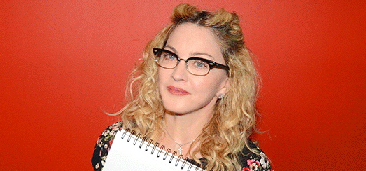 Madonna gives her opinion on 10 completely random things