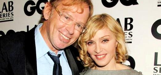 David Collins to Madonna: I'm calling you Muriel