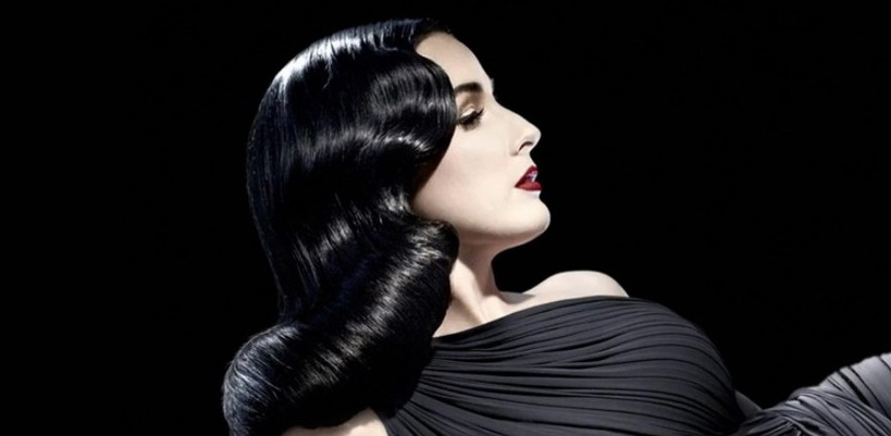 Dita Von Teese: No one in pop music can compete with Madonna