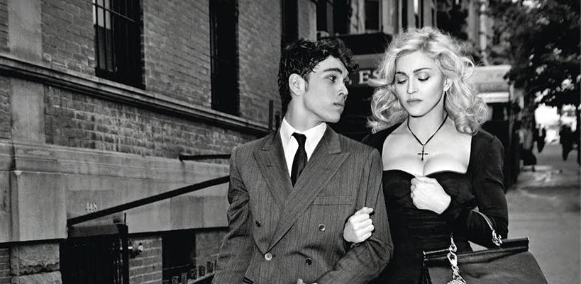 Max Schneider: Madonna is brilliant and scandalous